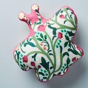 Anthro Monika Forsberg Butterfly Throw Pillow